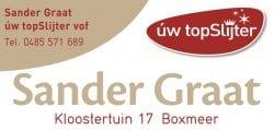 Sander Graat Úw Topslijter Boxmeer